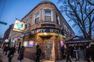 empty bottle chicago
